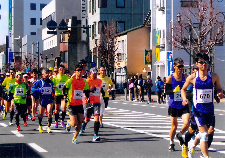 2018延岡西日本マラソン