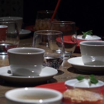名古屋 栄カフェ