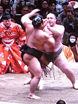 大相撲初場所栃ノ心優勝1801
