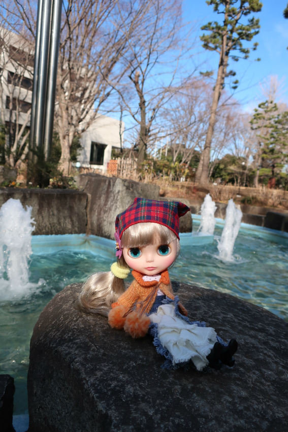 2018有栖川公園お散歩隊3
