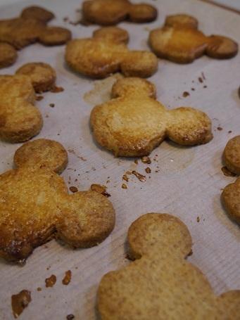 ミッキークッキー