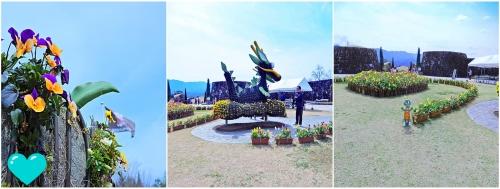 満濃公園春