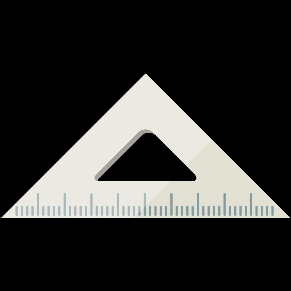 三角定規1