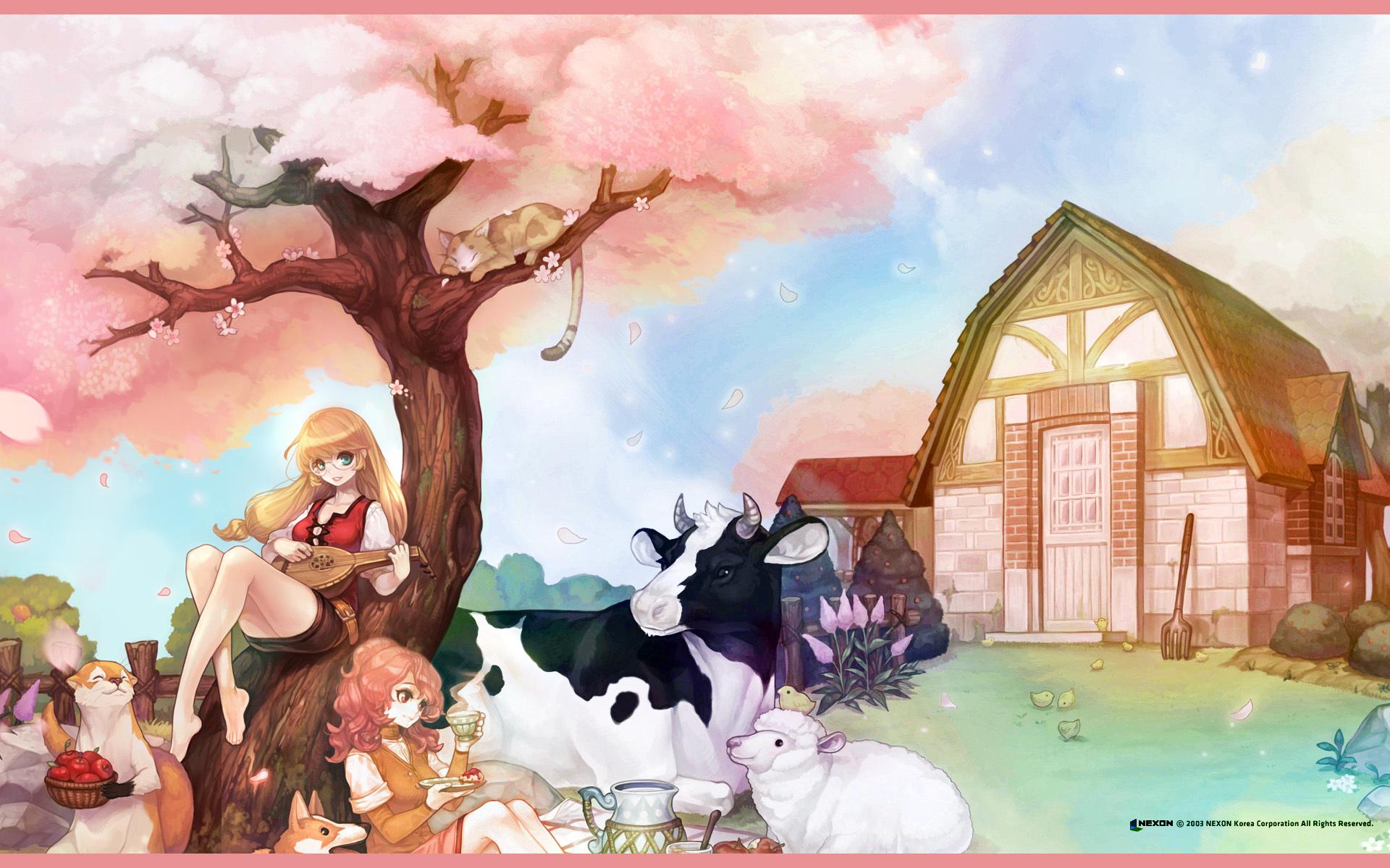 浪漫農場アップデート