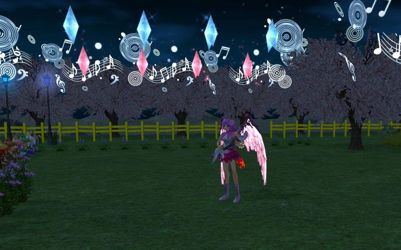 マリンナーサの浪漫農場・夜3