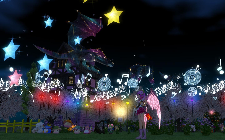 マリンナーサの浪漫農場・夜5