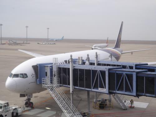 タイ国際航空 航空機