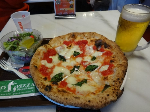 SOLO PIZZA@名古屋 (2)