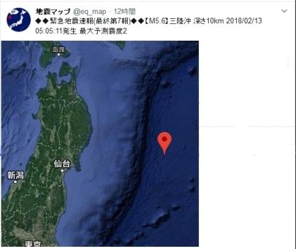 三陸沖アウターライズ 2 13