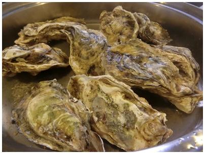 長崎県玄界灘の牡蠣6