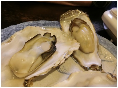 長崎県玄界灘の牡蠣3