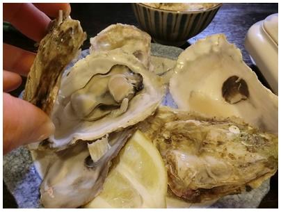 長崎県玄界灘の牡蠣5