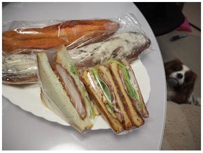 ジュンジュのパン1