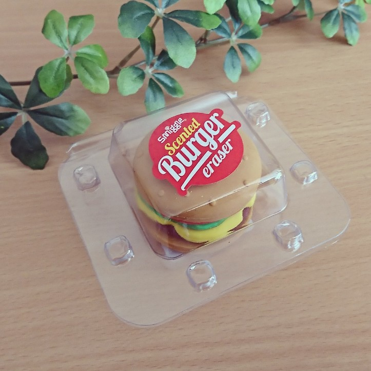 ハンバーガーグミ
