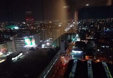 13 夜景