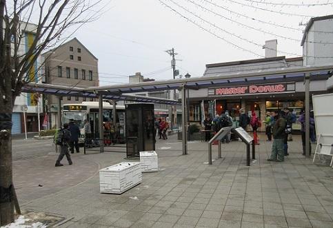 1 近鉄大阪線・榛原駅前