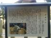 8 広瀬神社の案内立て看板 大