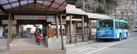1 大和上市駅