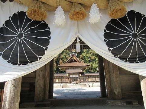 8 熊野本宮大社