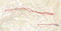 17 スキージャム勝山・滑走ルート地図 大