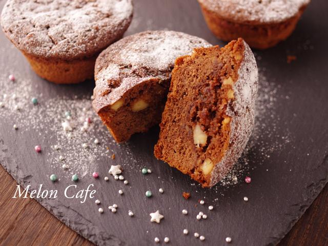 ホット ケーキ ミックス チョコ マフィン
