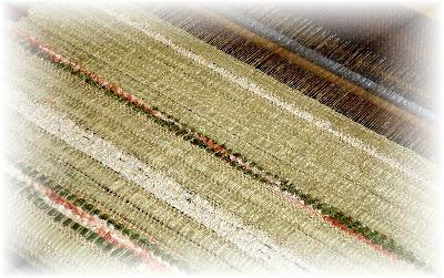 裂き織りマフラー20-3