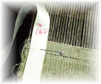 裂き織りマフラー20-5