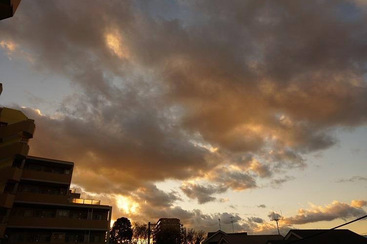 05 相模大塚 北西の空