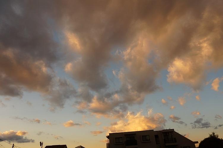03 相模大塚 北西方向の眺望
