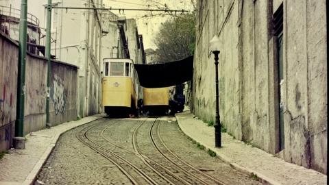 リスボン ケーブルカー