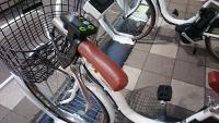 自転車のハンドルの持ち手
