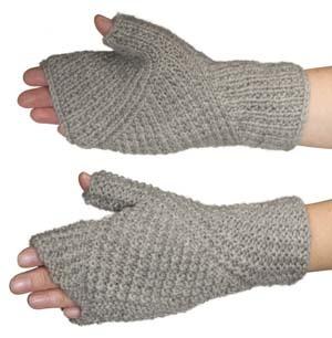 アメリー変わりゴム編み装着