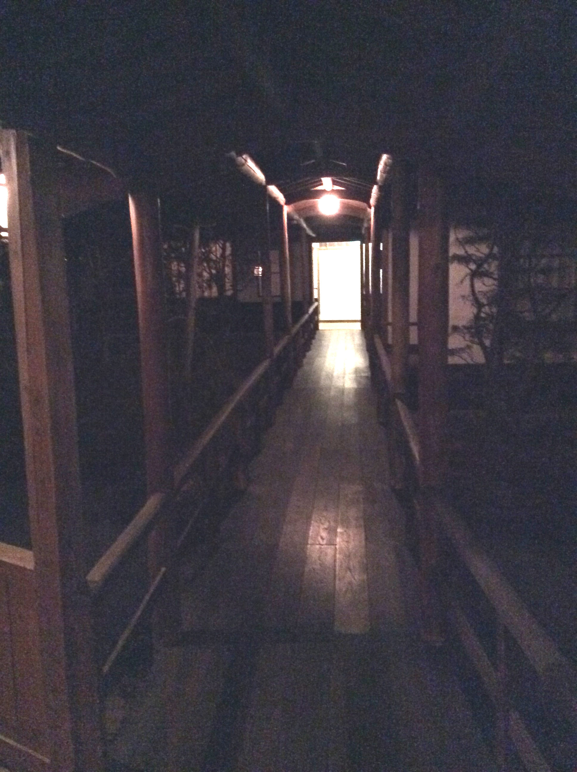 117渡り廊下