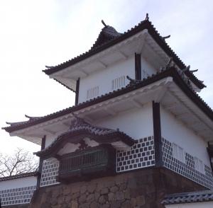 415金沢城址