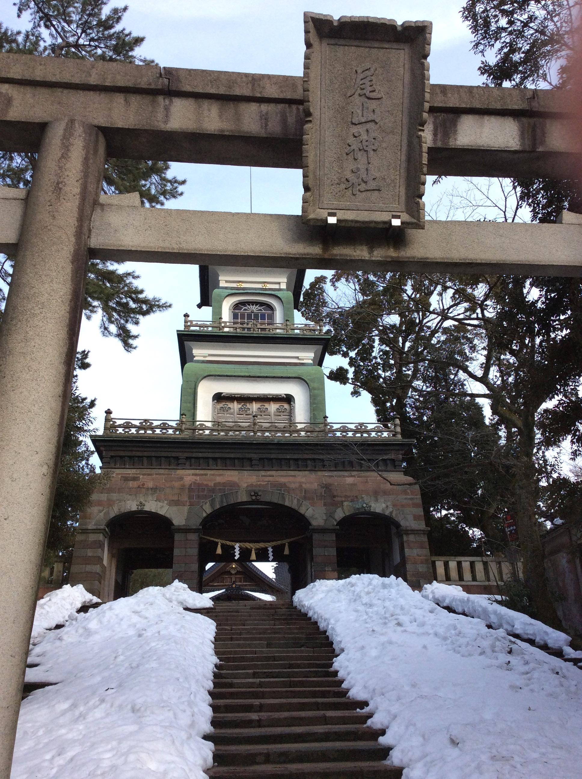 418尾上神社