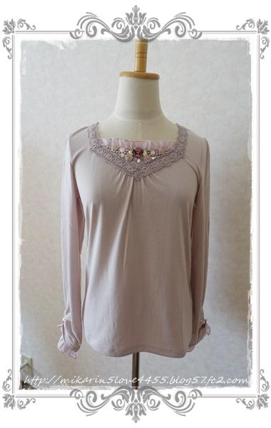 0225ビジューガーデンインナーPO(淡ピンク)