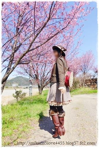 2018.3.17コーデ桜2