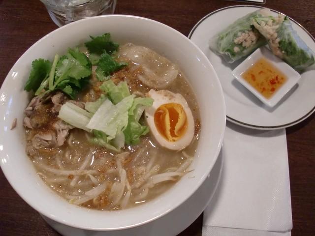 yinega@渋谷・20180322・薬膳鶏白湯