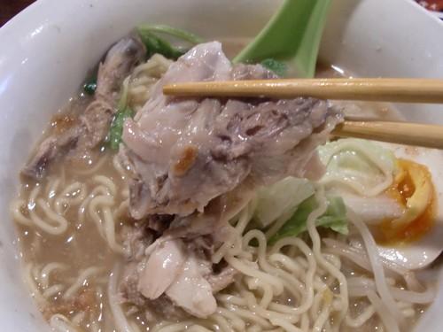yinega@渋谷・20180322・鶏肉