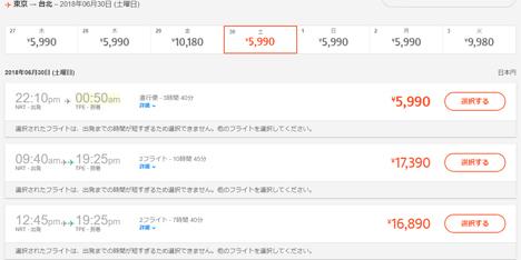 ジェットスター、国際線が片道3,990円~の「Super Star Sale」を開催!2