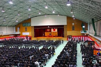 H29年度卒業式