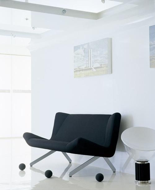 BOOMERANG sofa(ブーメラン ソファ)Gwenael Nicolas (グエナエル・ニコラ)ixc.(イクスシー)