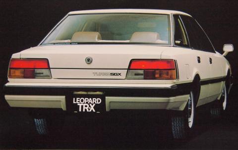 レパード TR-X