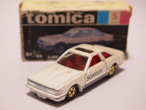 トミカ ソアラ 2800GT エクストラ