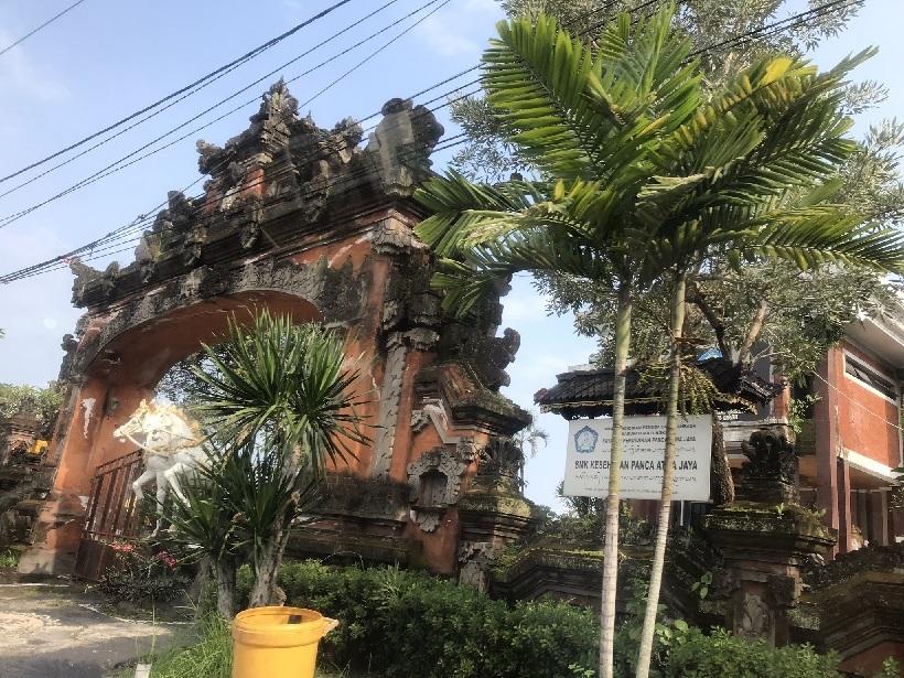 2018 インドネシア 車窓から