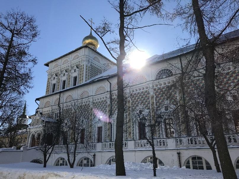 201803 御神事 ロシア セルギエフポサード 2