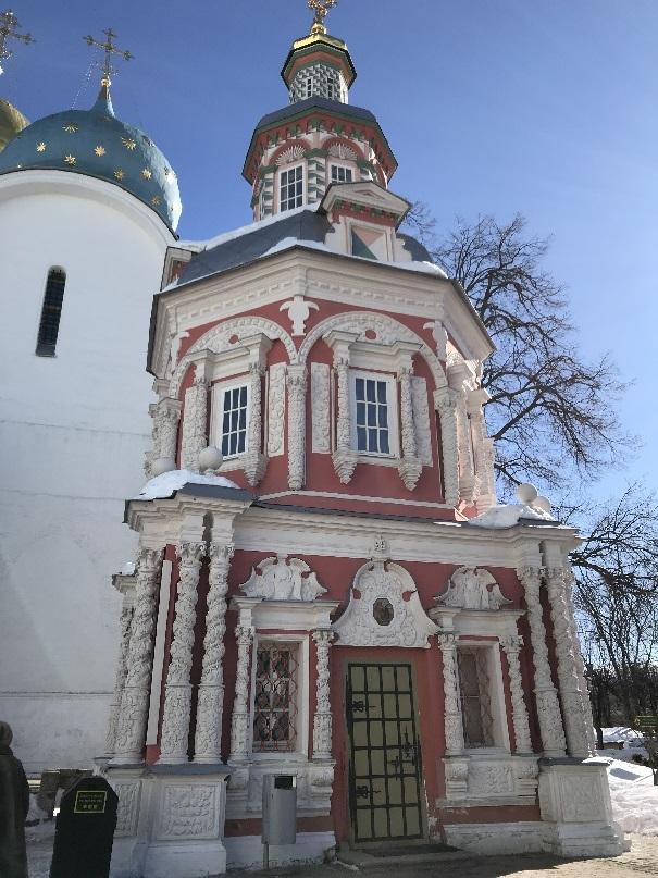 201803 御神事 ロシア セルギエフポサード 4
