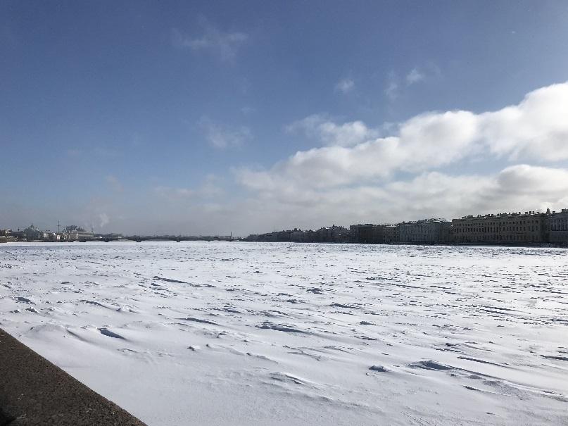 201803 御神事 ロシア ネヴァ河