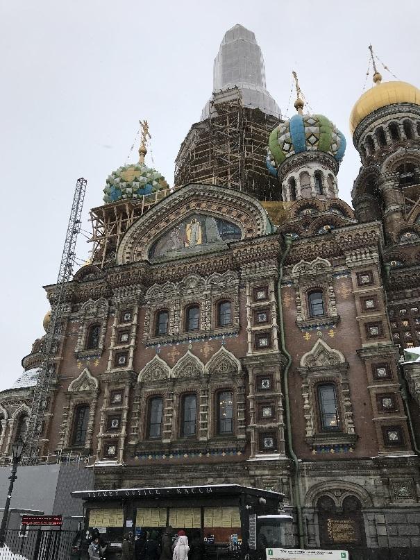 201803 御神事 ロシア 血の上教会