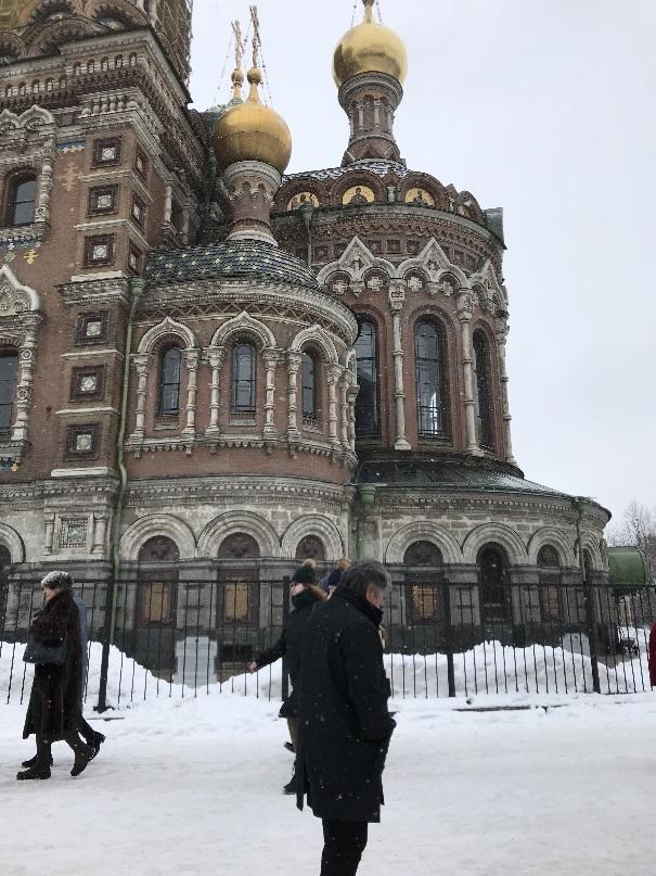 201803 御神事 ロシア 血の上教会2